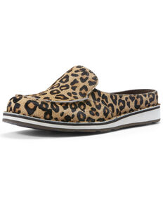 0386a14599cc Ariat Women s Leopard Hair Cruiser Shoes - Moc Toe