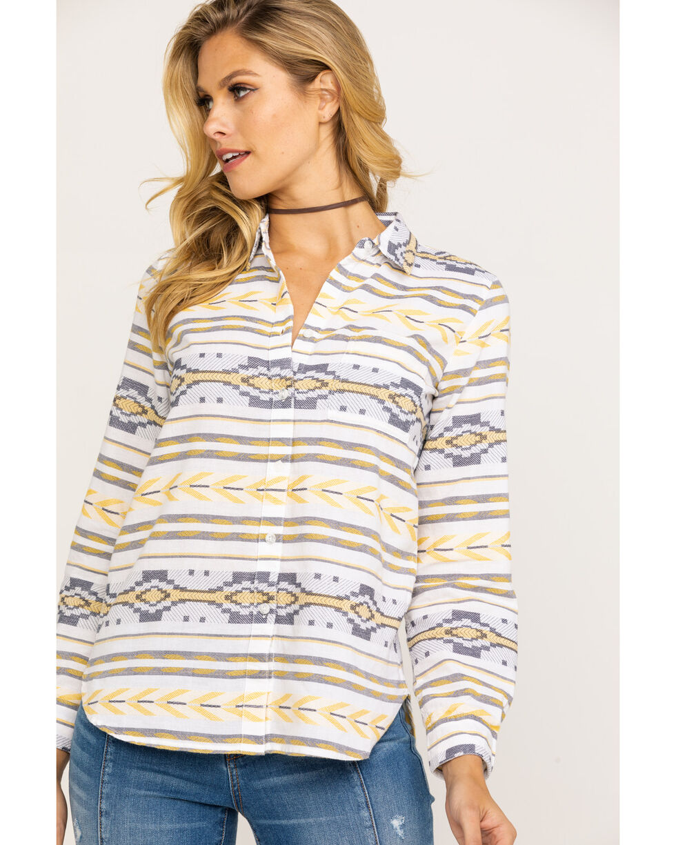 Ariat Women's Mika Shirt, Multi, hi-res