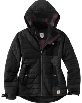 Carhartt Women's Amoret Jacket , Black, hi-res