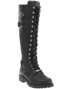 the latest b832a 5a64b Women's Motorcycle Boots - Boot Barn