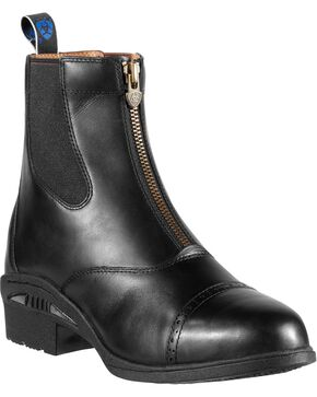 Ariat Men's Devon Pro VX Paddock Boots, Black, hi-res