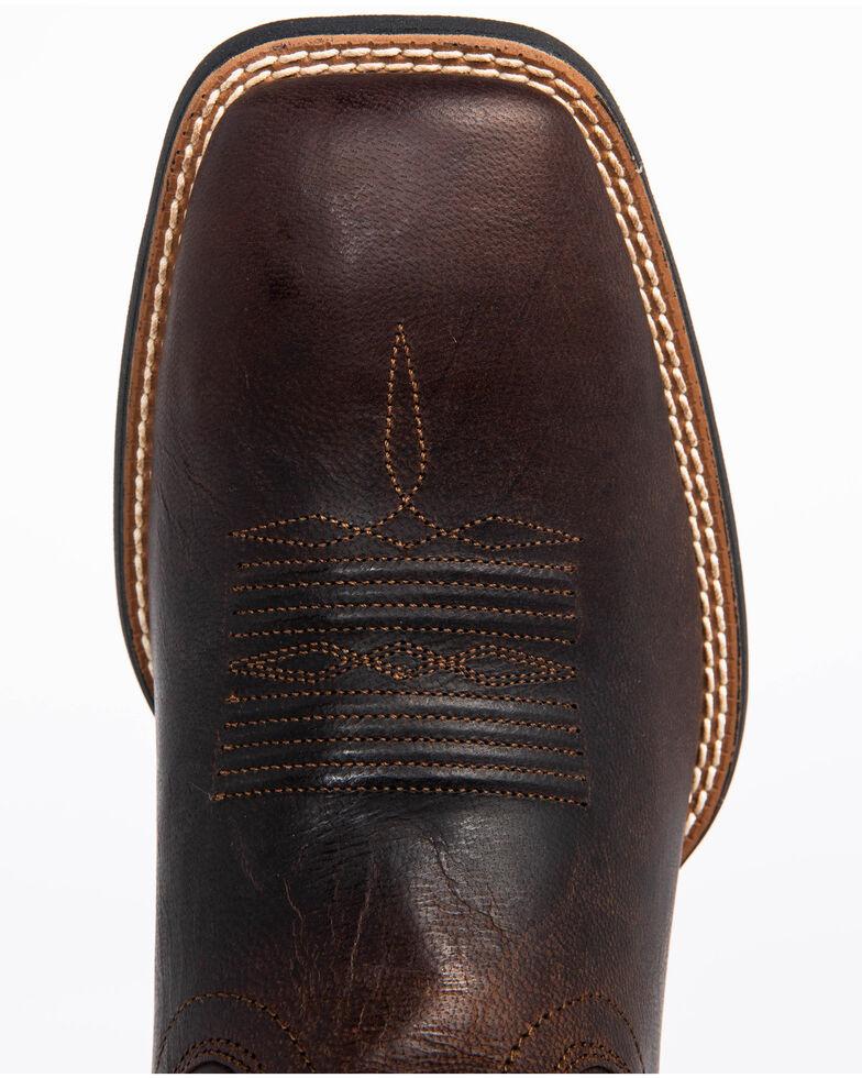 Ariat Men's Brown Sport Ranger Western Boots - Square Toe , Brown, hi-res
