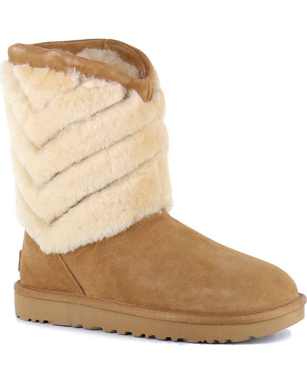 UGG® Women's Tania Casual Boots, Chestnut, hi-res