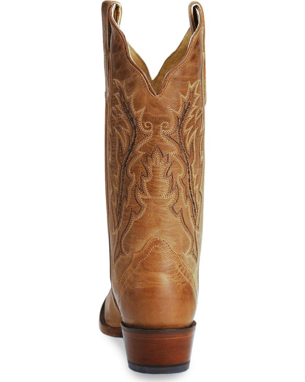 Nocona Women's Fashion Western Boots, Tan, hi-res