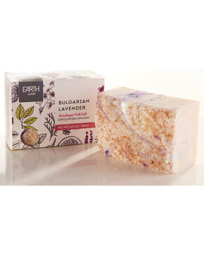 Gift Craft Himalayan Pink Salt & Bulgarian Lavender All Natural Soap, No Color, hi-res