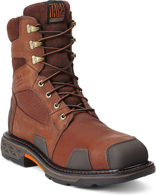 8 inch Work Boots - Boot Barn