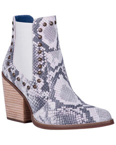 Dingo Women's Stay Sassy Fashion Booties - Snip Toe, Multi, hi-res