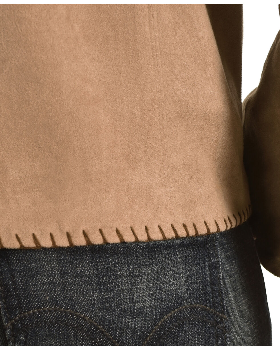 Tasha Polizzi Women's Dream Jacket , Sand, hi-res
