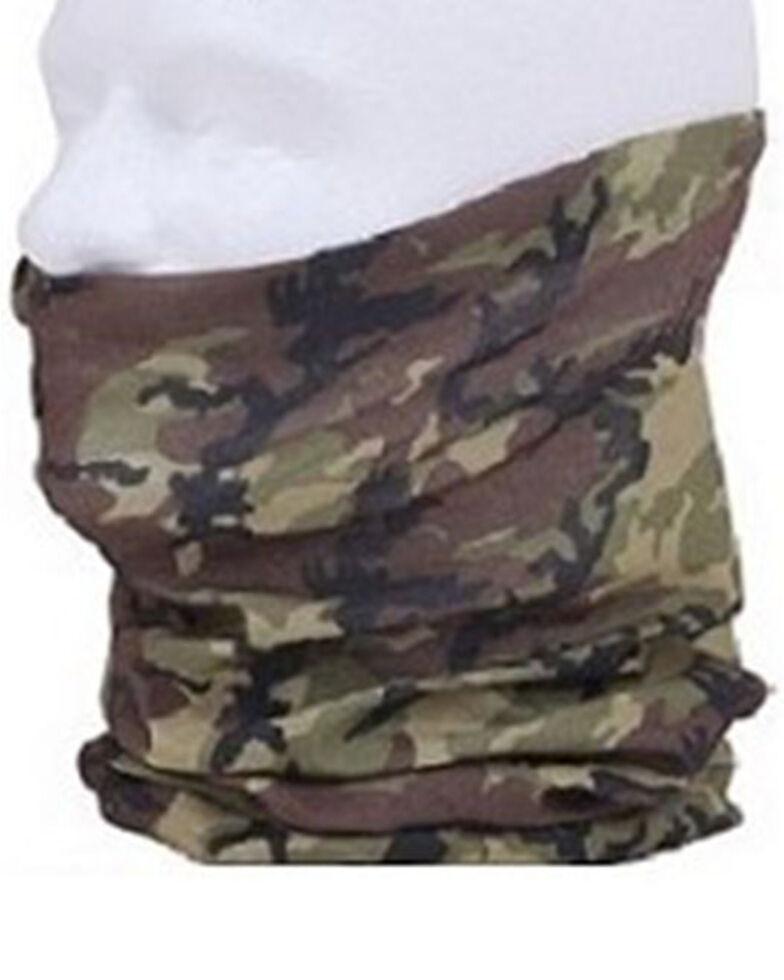 Rothco Camo Print Multi-Use Work Tactical Wrap, Black, hi-res