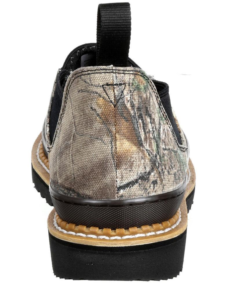 Georgia Boot Men's Giant Realtree Xtra Camo Romeo Shoes, Brown, hi-res