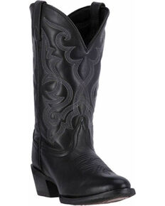Laredo Women's Maddie Western Boots, Black, hi-res