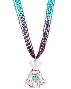 Double D Ranch Women's Wahoo Necklace , Multi, hi-res
