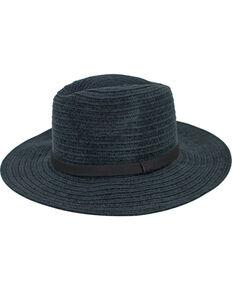 Peter Grimm Women's Moron Knit Fedora, Black, hi-res