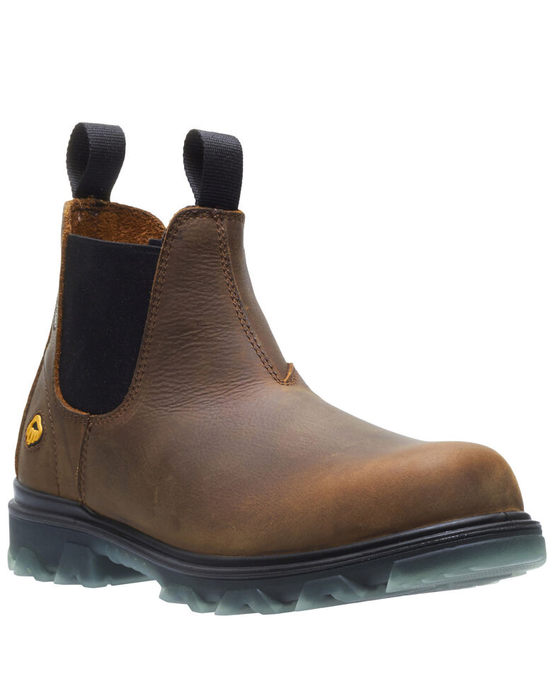 Wolverine Men's I-90 EPX Romeo Boots - Round Toe, Brown, hi-res