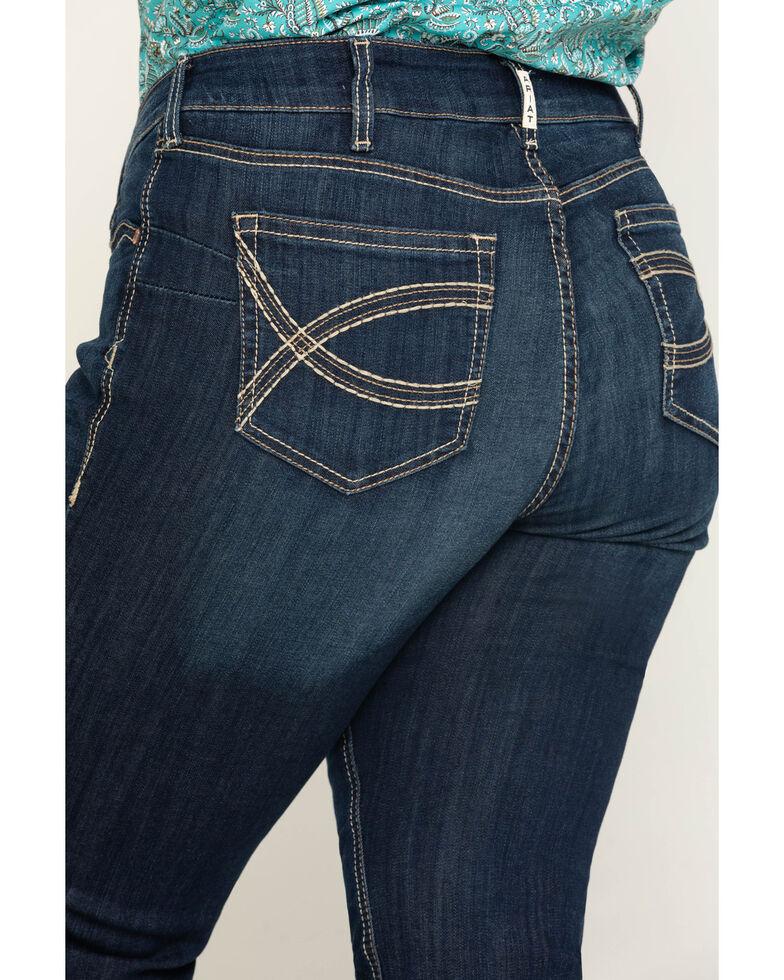 Ariat Women's R.E.A.L. Shayla Mid Rise Bootcut Jeans - Plus, , hi-res