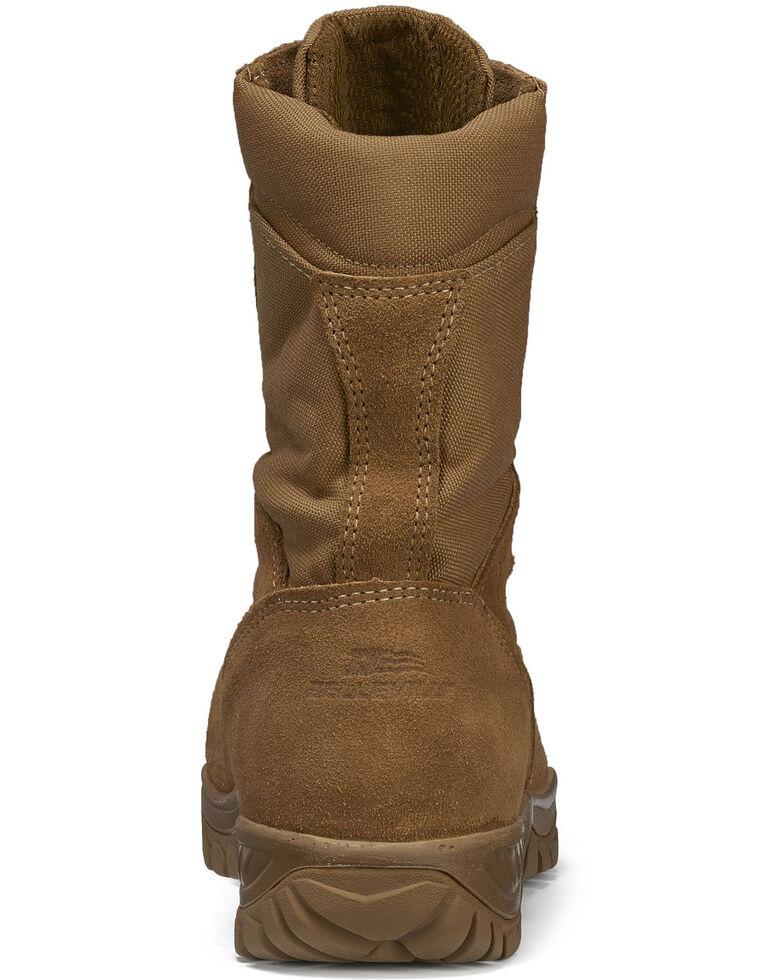 Belleville Men's C312 Hot Weather Tactical Boots - Steel Toe, Coyote, hi-res
