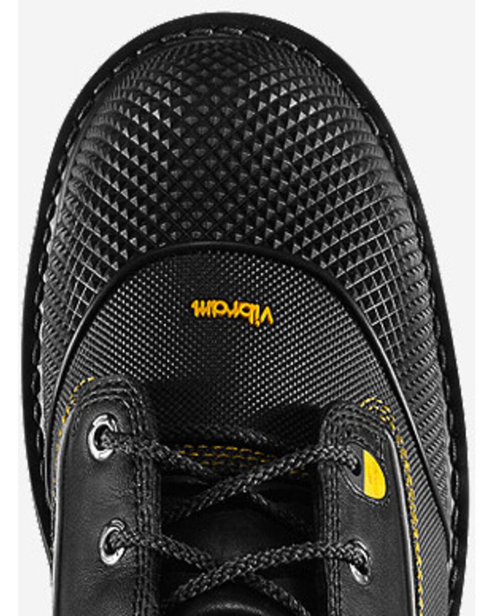 Lacrosse Men's Longwall II Safety Toe Met Guard Work Boots, Black, hi-res