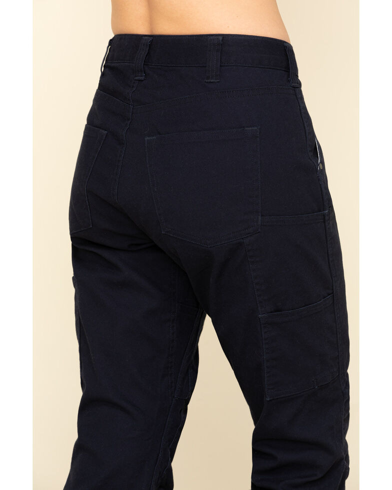 Dovetail Workwear Women's Anna Taskpant, Navy, hi-res