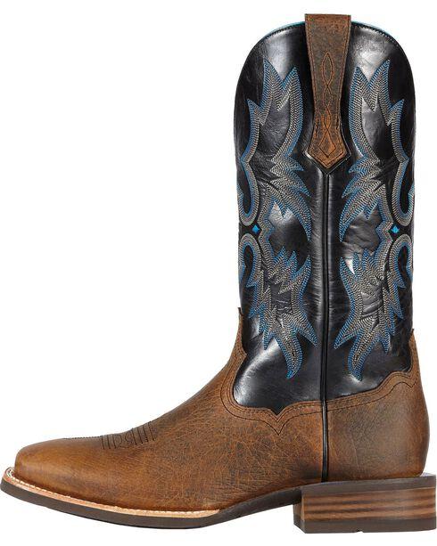 Ariat Men's Tombstone Western Boots, Earth, hi-res