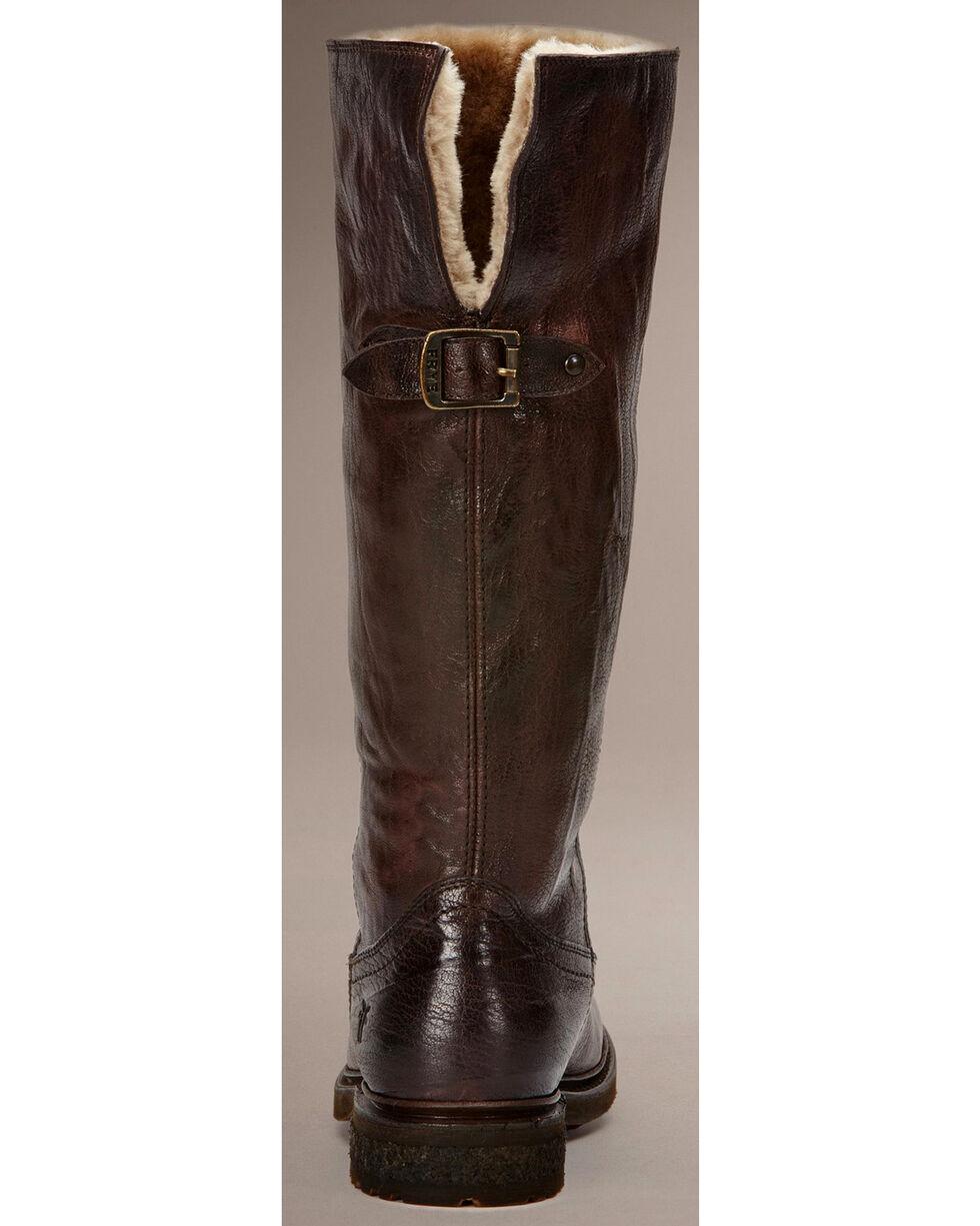 Frye Women's Valerie Pull-On Boots, Dark Brown, hi-res