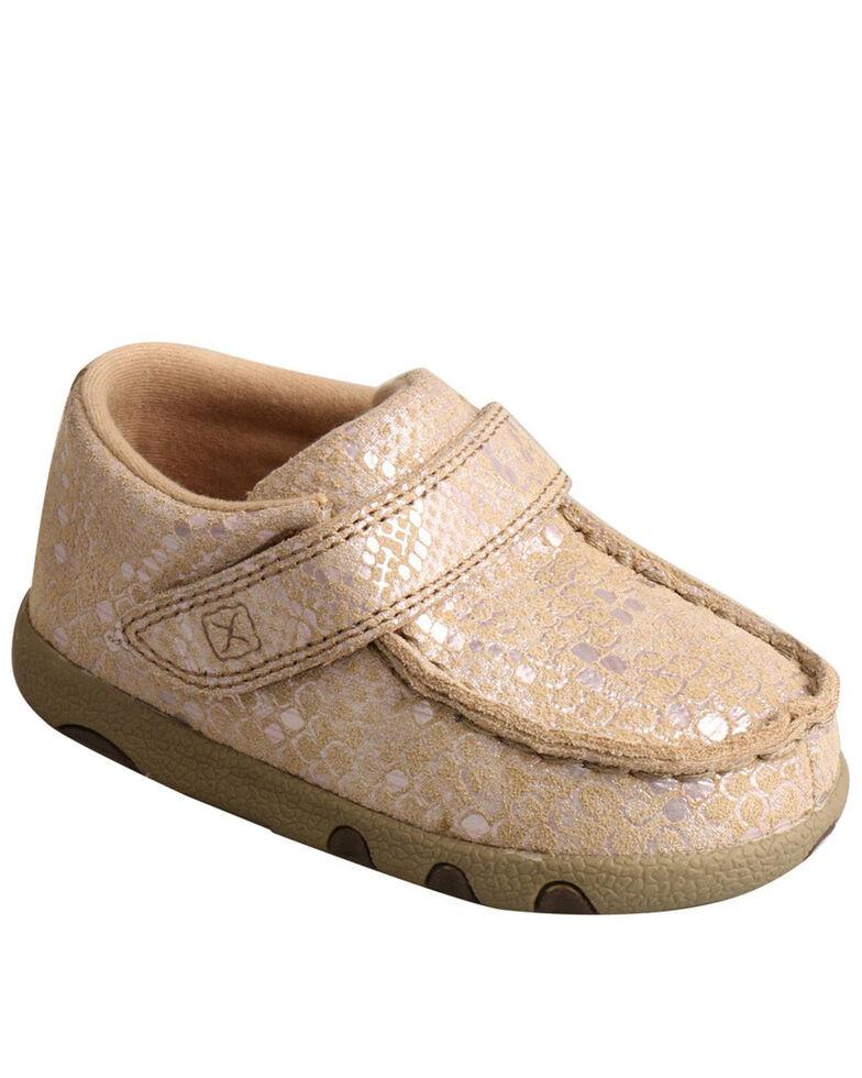 Twisted X Infant Girls' Moc Shoes - Moc Toe, , hi-res