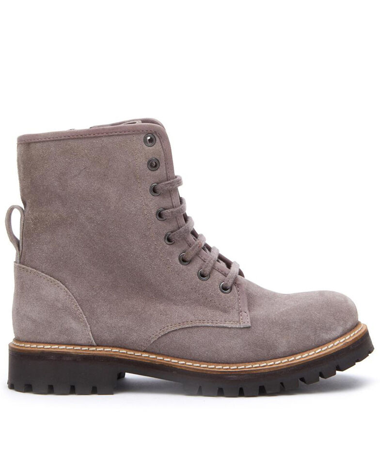 Matisse Women's Taupe No Fly Fashion Booties - Round Toe, Taupe, hi-res