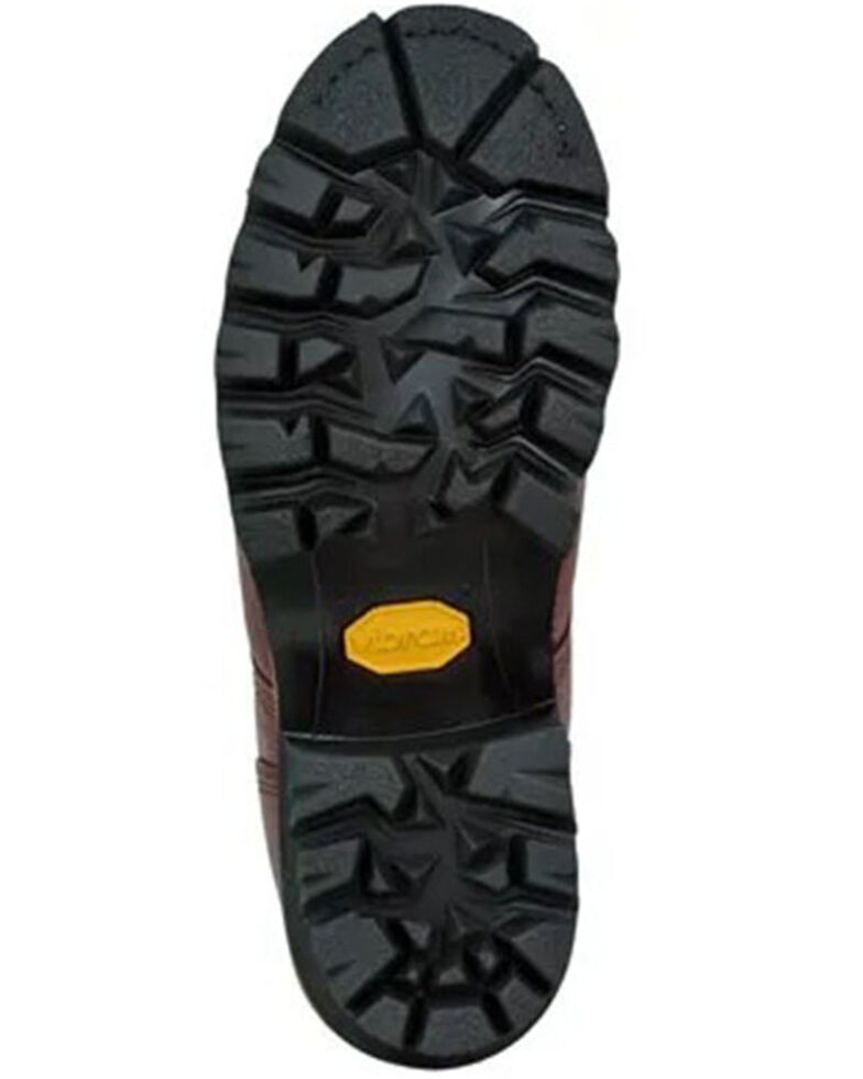 Chippewa Men's Insulated Waterproof Steel Toe Logger Work Boots, Briar, hi-res