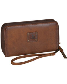 STS Ranchwear Brown Kacy Organizer , Brown, hi-res