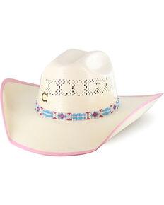 eca04bceed10a Charlie 1 Horse Girls Gracie Straw Hat