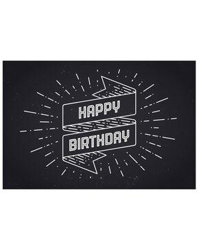 Boot Barn® Happy Birthday Burst Gift Card, No Color, hi-res