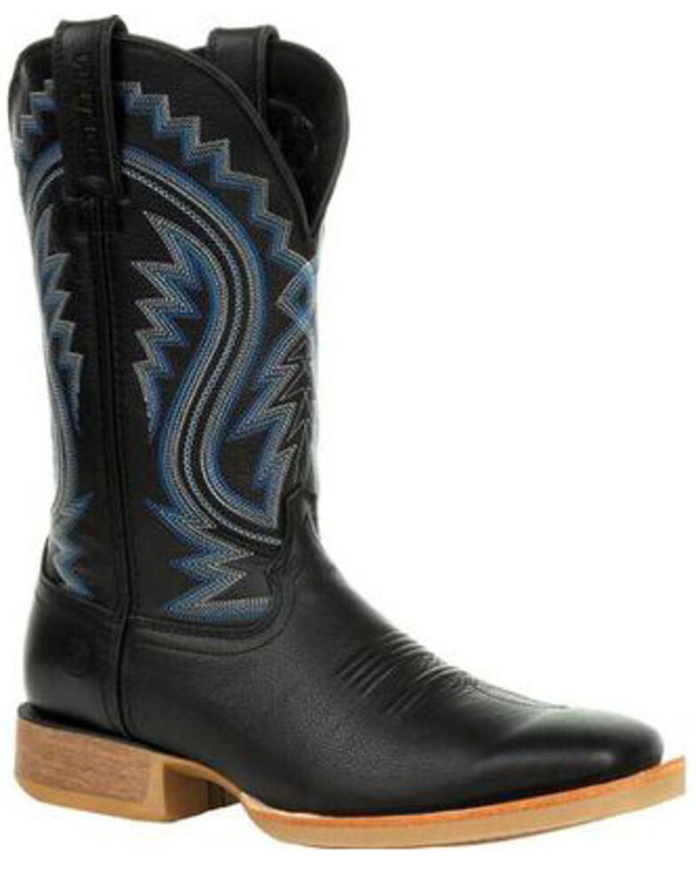 Durango Men's Rebel Pro Onyx Western Boots - Square Toe, Black, hi-res