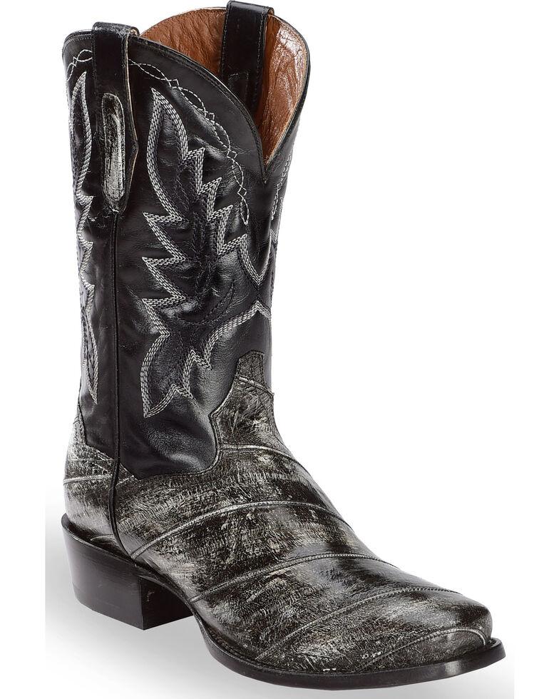 2e0d06392a5 Dan Post Men's Eel Cowboy Boots - Square Toe