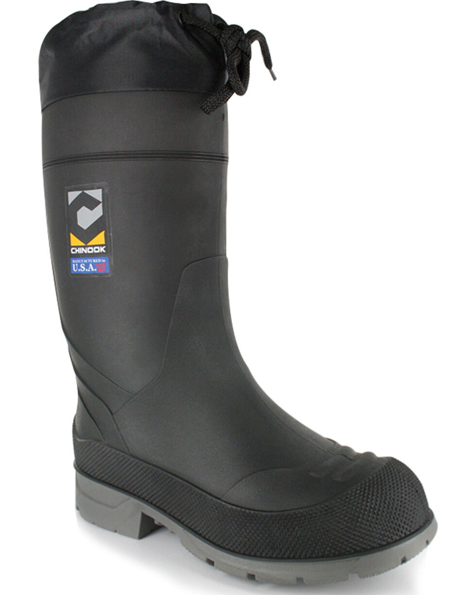 Chinook Men's BadAxe Waterproof Steel Toe Work Boots, , hi-res