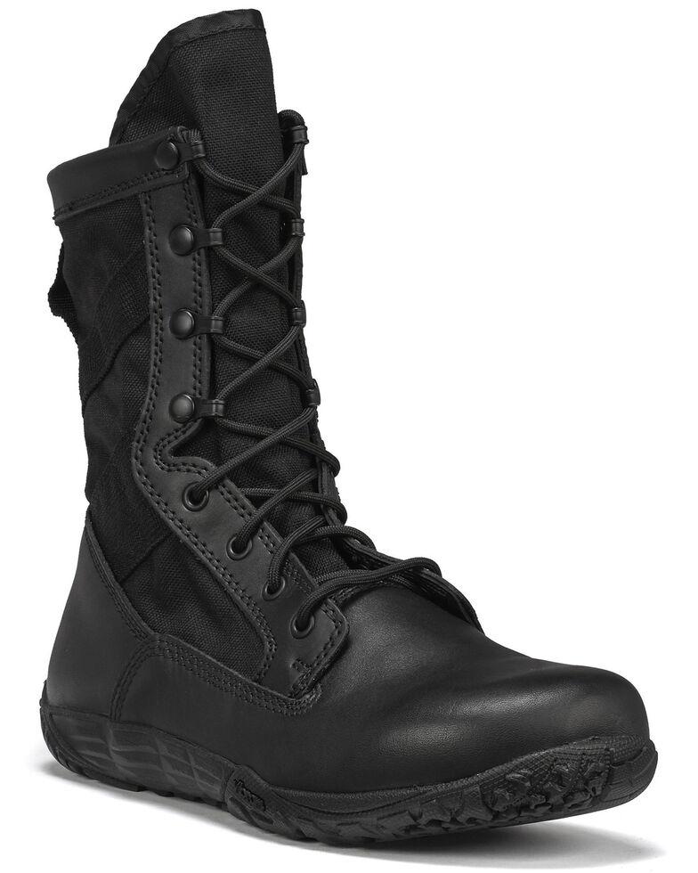 Belleville Men's TR Minimalist Combat Boots, Black, hi-res