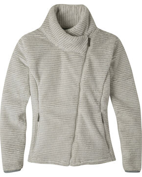 Mountain Khakis Women's Wanderlust Fleece Jacket, Ivory, hi-res