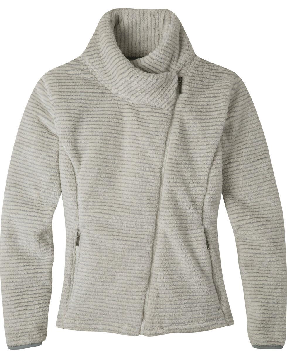 Mountain Khakis Women's Wanderlust Fleece Jacket, Ivory, hi-res