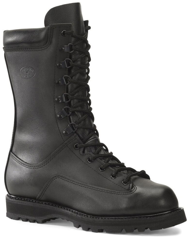"Matterhorn Men's 10"" Waterproof Insulated Boots, Black, hi-res"