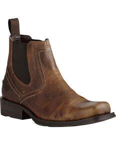 Ariat Men's Midtown Rambler Boots, Light Brown, hi-res