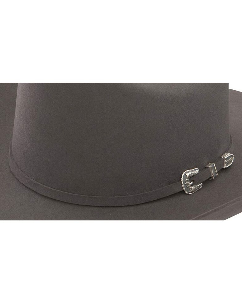 Stetson Men's Skyline 6X Felt Hat, Granite, hi-res