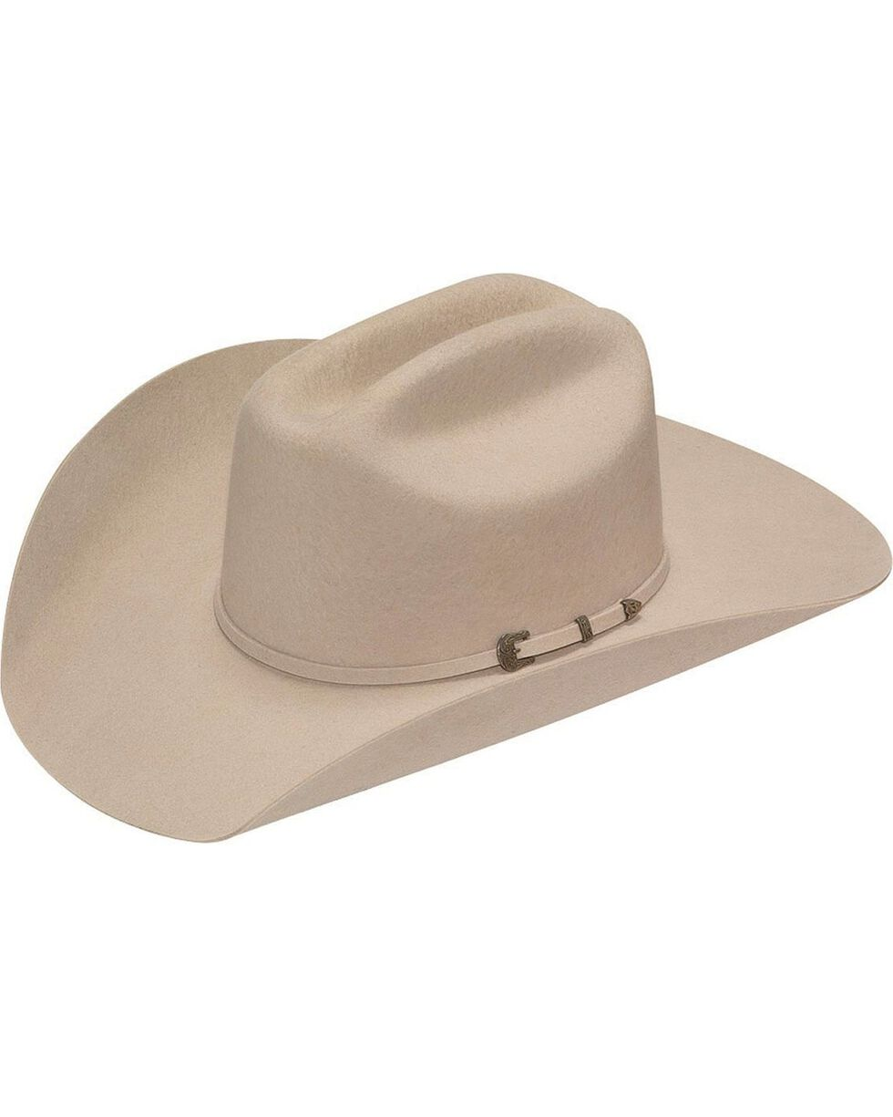 Twister Dallas 2X Wool Cowboy Hat, Silverbelly, hi-res