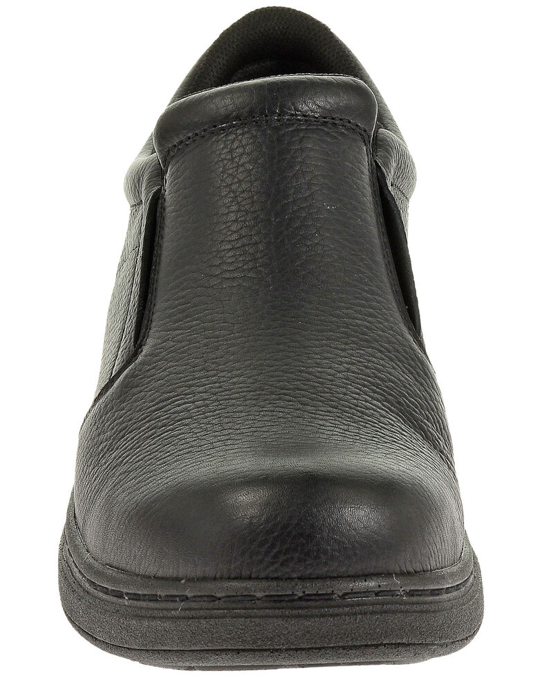 Wolverine Men's Hume EPX Slip-On Oxfords, Black, hi-res