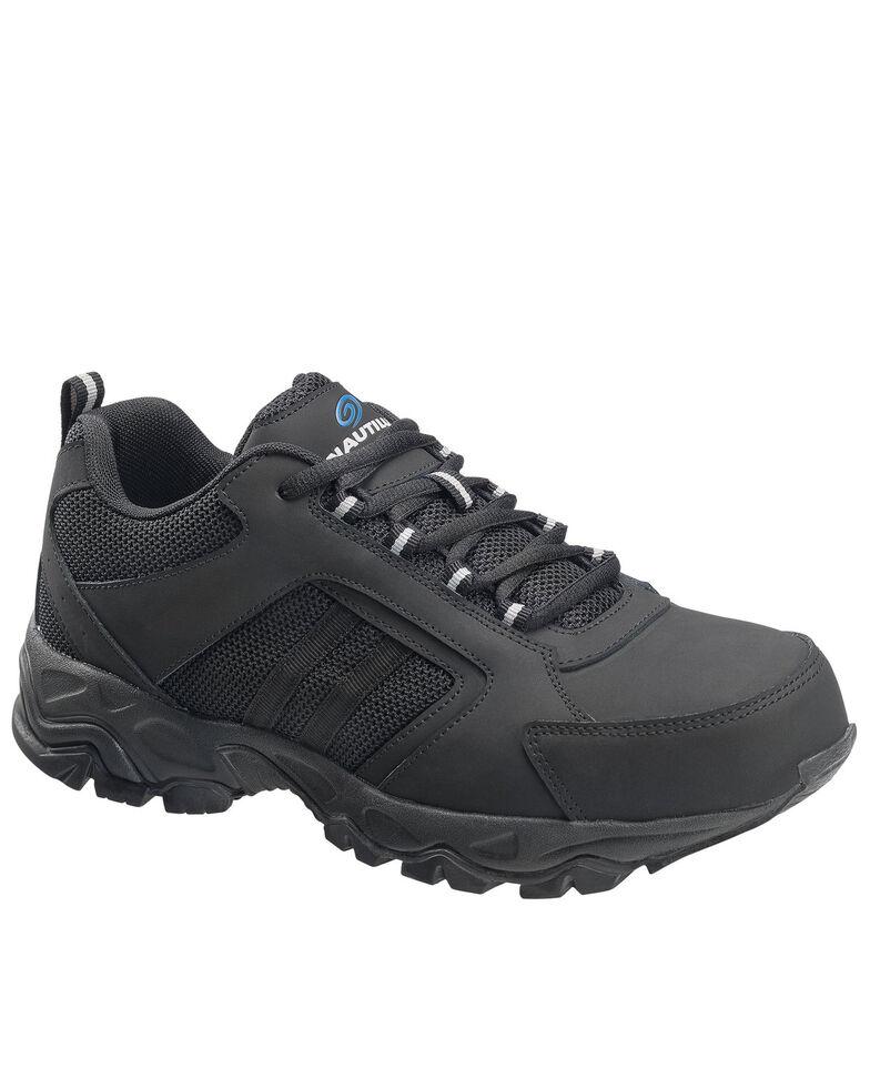 Nautilus Men's Guard Work Shoes - Composite Toe, Black, hi-res
