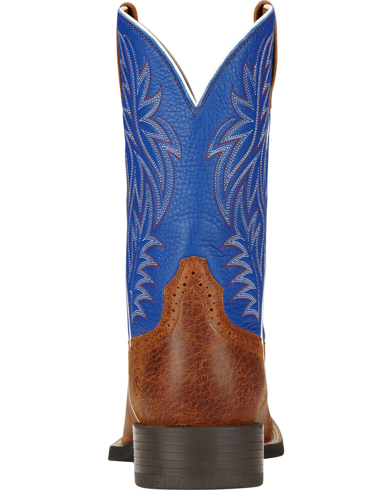 Ariat Men's Sport Western Boots, Brown, hi-res