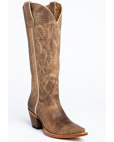 Shyanne Women's Presleigh Western Boots - Snip Toe, Ivory, hi-res