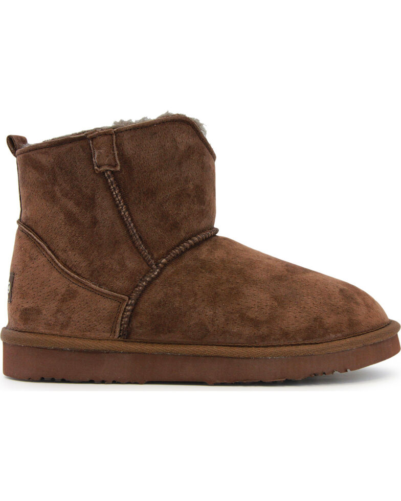 Lamo Footwear Bellona II Short Boots  , Chocolate, hi-res