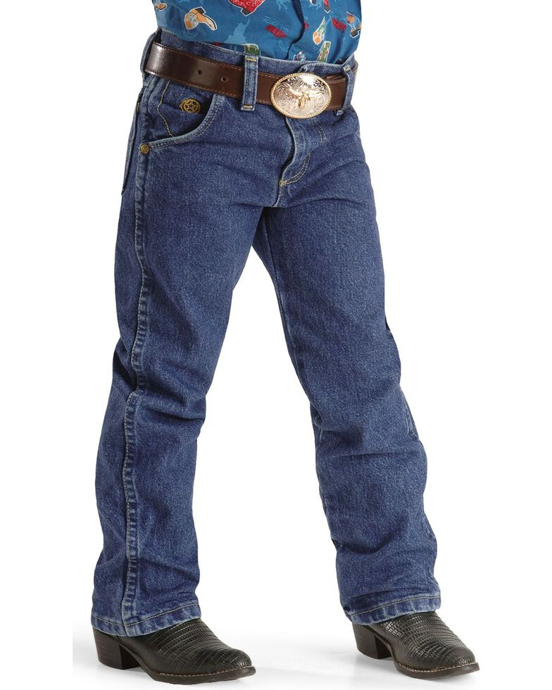 George Strait by Wrangler Boy's Jeans Size 8-16 | Boot Barn