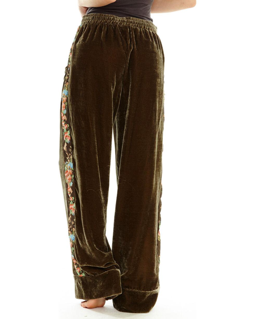 Aratta Women's Come to Me Pants, Olive, hi-res