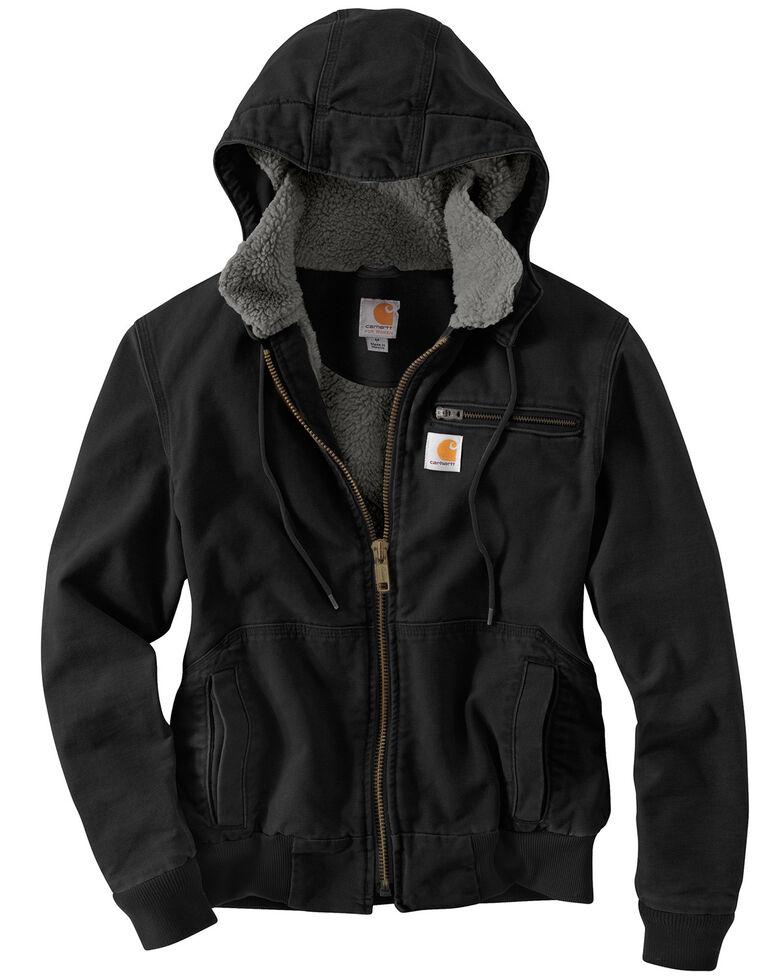 Carhartt Women's Wildwood Jacket, Black, hi-res