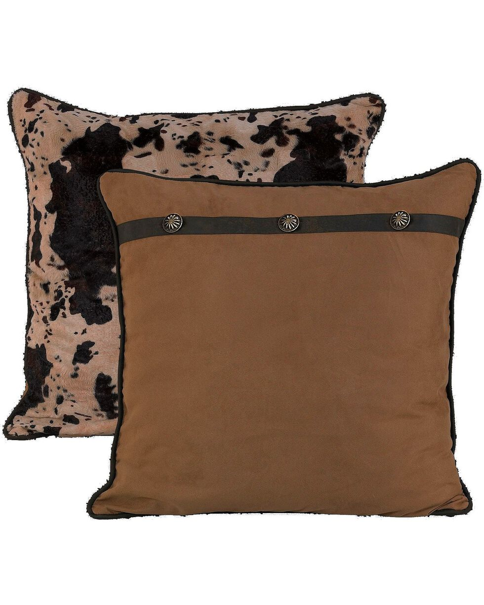 HiEnd Accents Caldwell Reversible Euro Sham, Multi, hi-res