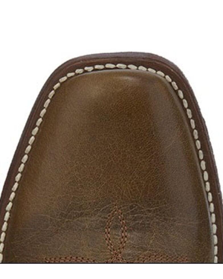 Nocona Men's Vintage Western Boots, Tan, hi-res